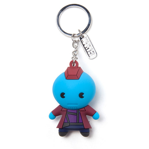 Marvel Yondu 3D Rubber Key Chain
