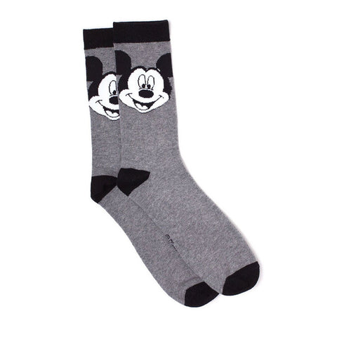 Disney Mickey Mouse Classic Face Socks