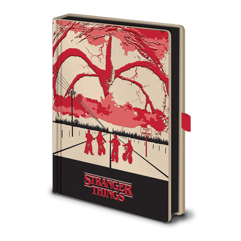 Stranger Things The Mind Flayer Light Up A5 Notebook