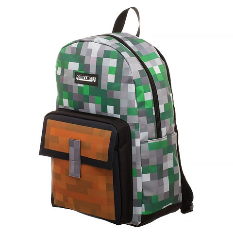 Minecraft Chest Backpack
