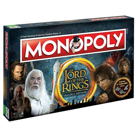 The Lord of the Rings Monopoly