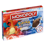 Pokemon Kanto Region Monopoly