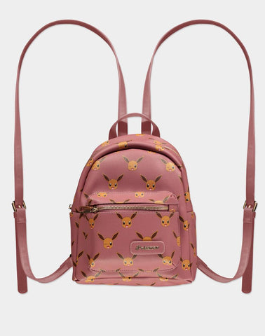 Pokemon Eevee All Over Print Mini Backpack