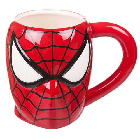 Marvel Spider-Man 3D Mug