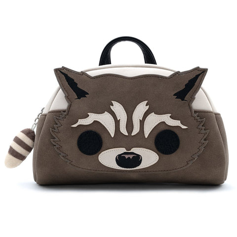 Pop! by Loungefly x Marvel GotG Rocket Raccoon Fanny Pack