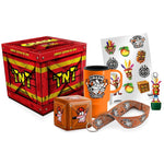 New Crash Bandicoot Limited Edition Big Box Merchandise Crate