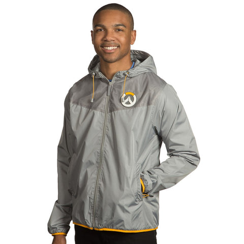 Overwatch Logo Windbreaker Jacket