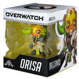 Overwatch Orisa Cute But Deadly Figure