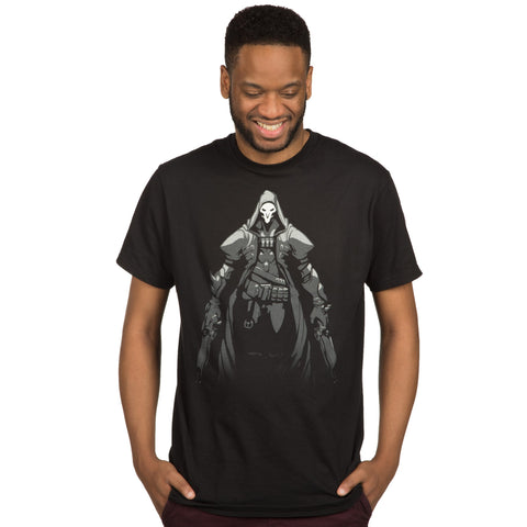 Overwatch Reaper Death Walks Among You T-Shirt