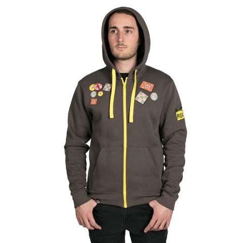 Overwatch Roadhog Zip-Up Hoodie