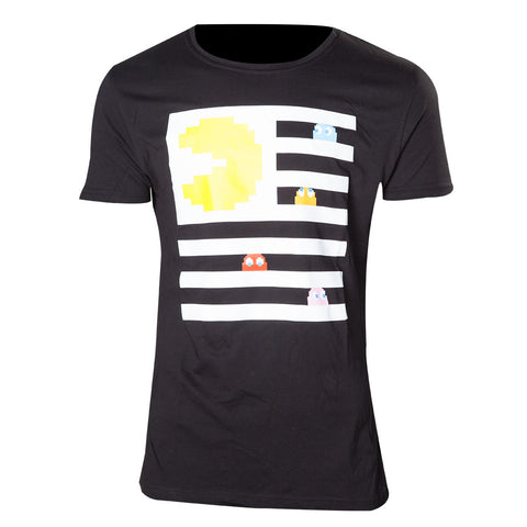 Pac-Man with Ghosts T-Shirt