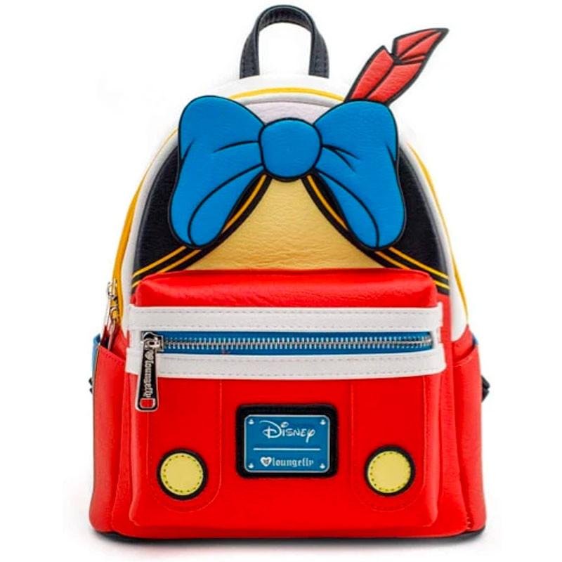 Loungefly x Disney Pinocchio Outfit Mini Backpack