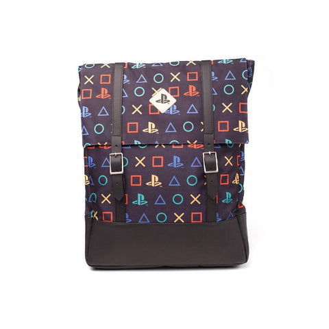 Sony Playstation All Over Print Fashion Backpack