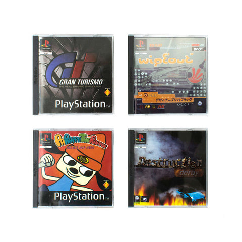 Playstation Classic Coasters