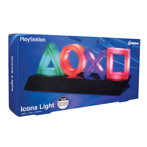Sony Playstation Symbols Light