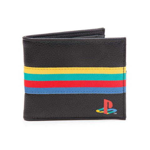 Playstation Webbing Bifold Wallet