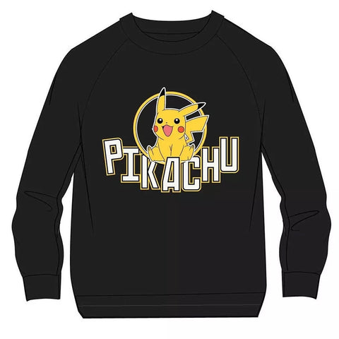 Pokemon Kids Pikachu Sweater