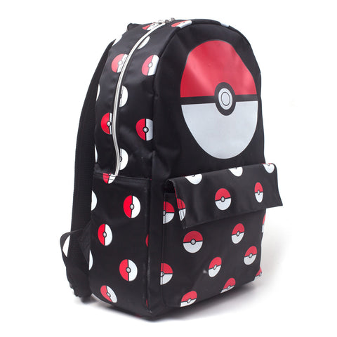 Pokemon Pokeball All Over Print Backpack