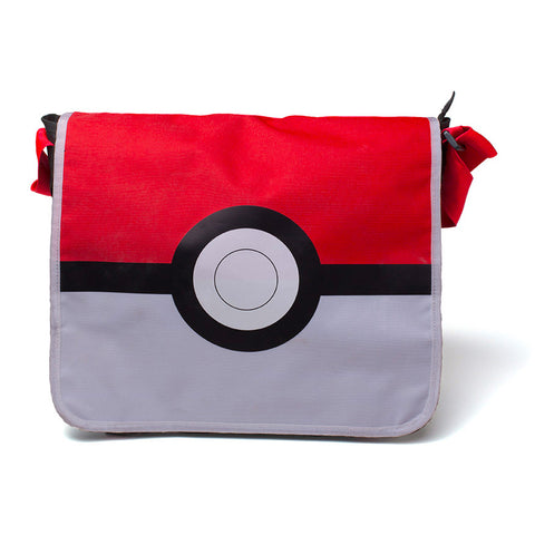 Pokemon Pokeball Messenger Bag