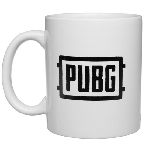 PlayerUnknowns Battlegrounds - PUBG logo Mug