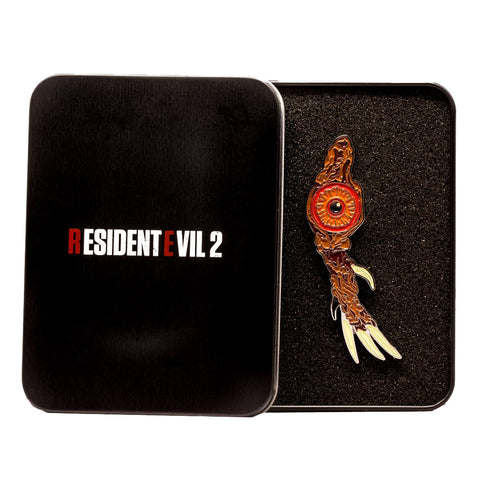 Resident Evil 2 William Birkin G-Virus Oversized Collectible Pin