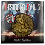 Resident Evil 2 Limited Edition Replica Medallion - Maiden