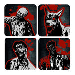 Resident Evil Umbrella Corp Set of 4 Lenticular Coasters