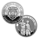 Resident Evil 2 Limited Edition Collectors Coin