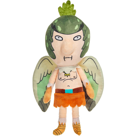 "Rick and Morty Birdperson / Phoenixperson 10"" Plush Toy"