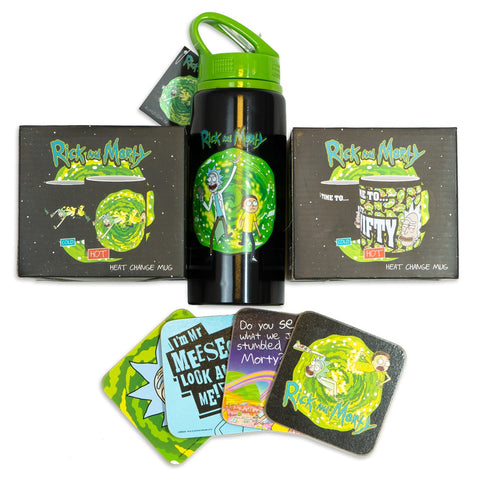 Official Rick and Morty Gift Bundle