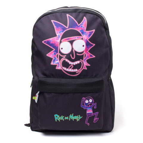Rick and Morty Cosmos Backpack