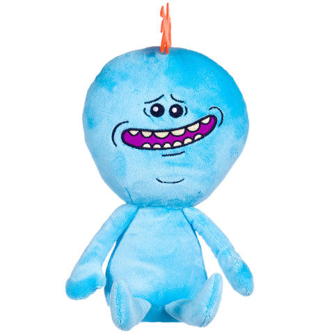 "Rick and Morty Mr. Meeseeks 9.5"" Plush Toy"