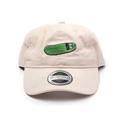 Rick and Morty Pickle Rick Baseball Cap