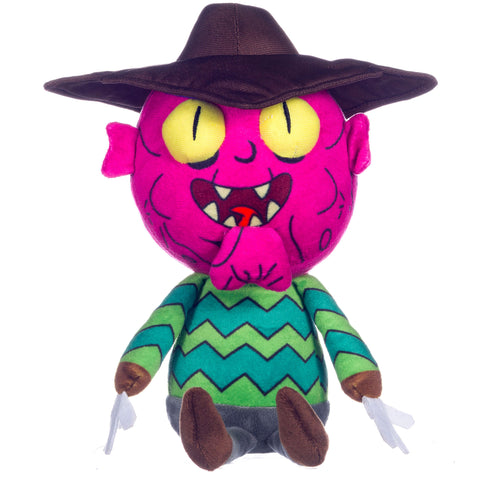 "Rick and Morty Scary Terry 9.5"" Plush Toy"