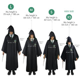 Harry Potter Replica Hogwarts Robe - Slytherin