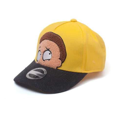 Rick and Morty - Morty Chenille Snapback