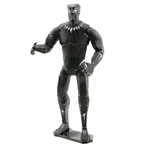 Marvel Black Panther Metal Earth 3D DIY Metal Model