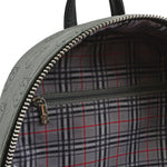 Loungefly x Hello Kitty Grey Plaid Mini Backpack