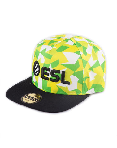 ESL Colour Block Snapback
