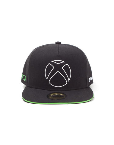 Xbox Ready To Play Snapback Cap