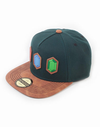 The Legend of Zelda Rupee Snapback Cap