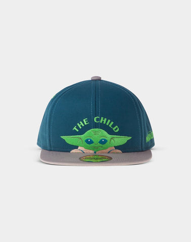 Star Wars The Mandalorian The Child Kids Snapback
