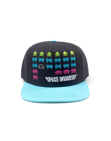 Space Invaders Formation Snapback