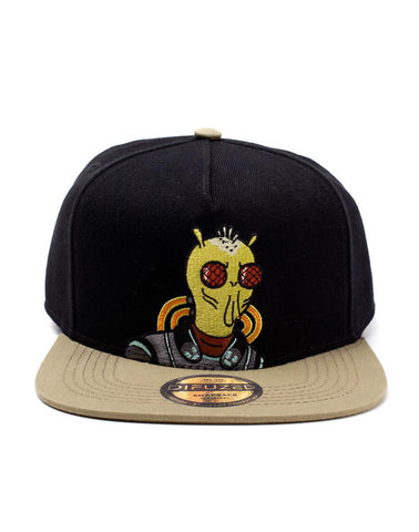 Rick and Morty Krombopulous Michael Snapback