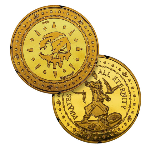 Sea of Thieves Limited Edition Collectors Coin - Gold