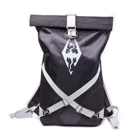 The Elder Scrolls Skyrim Rolltop Backpack