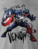 "Marvel Venom ""Venomized Captain America"" T-Shirt"
