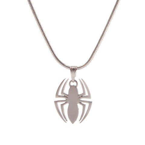 Marvel Spider-Man Logo Necklace