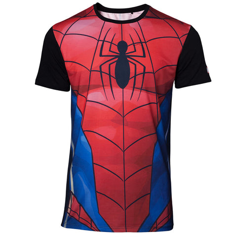 Marvel Spider-Man Sublimated T-Shirt