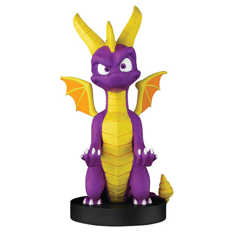 Spyro the Dragon Cable Guy Controller & Smartphone Stand